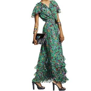 Duro Olowo for JCP, Maxi Dress, Size M